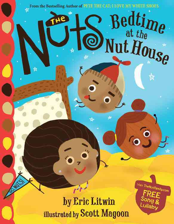 The Nuts By Litwin, Eric/ Magoon, Scott (ILT)