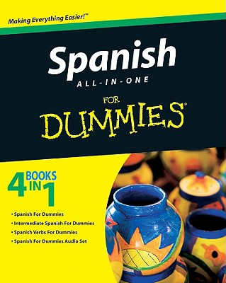 Spanish All-in-One for Dummies By Kraynak, Cecie/ Stein, Gail/ Wald, Susana/ Langemeier, Jessica